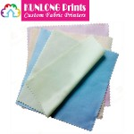 Microfiber Cleaning Cloth with Logo Printing (KLPMC-002)