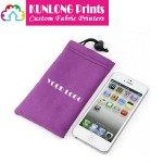 Microfibre Phone Pouches with Your Logo (KLCPP-001A)