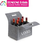 Felt Wine Bag Manufacturer (KLFB-006)