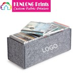 China Felt File Box Manufacturer (KLFB-008)